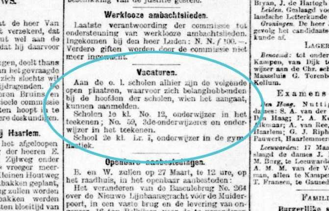 Q&A with newspaper researchers: Wiebke Schulz – Europeana Newspapers