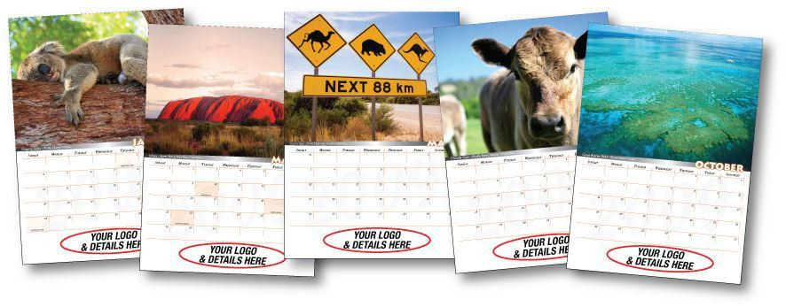 Acton Print Group - Products - Calendars