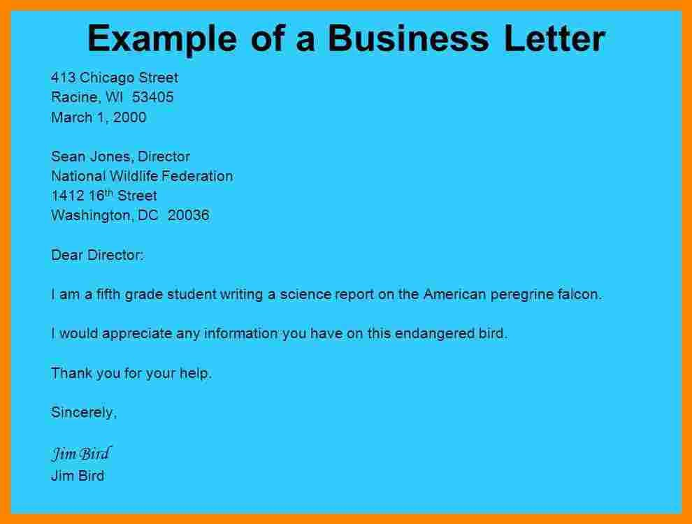 10+ types of business letter format | dupont work schedule