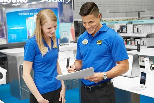 Getting it right in all the a... - Best Buy Office Photo   Glassdoor