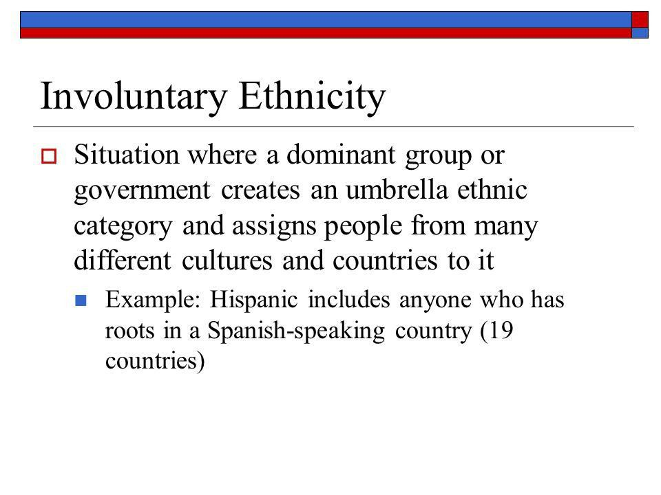 Ethnic Groups Race and Ethnicity Unit. Opener  Can you tell this ...