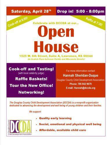 5 Best Images of School Open House Flyer - Preschool Open House ...