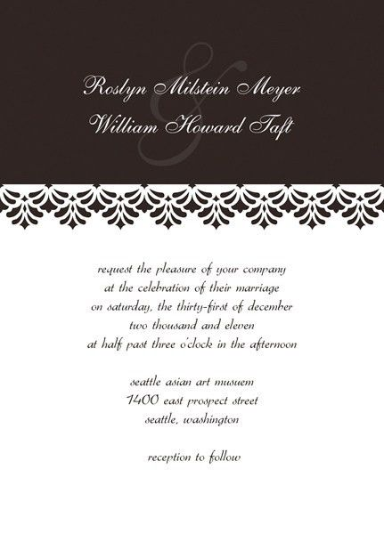 Wedding Invitation Templates Download – Start Making Modern ...