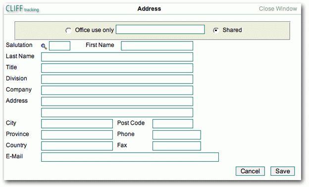 4+ address template | Divorce Document