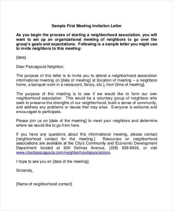 26+ Formal Letter Templates - Free Word, PDF Documents Download ...