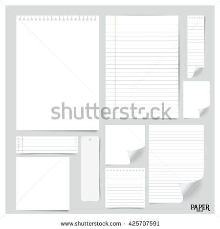 Note Paper Background Stock Images, Royalty-Free Images & Vectors ...