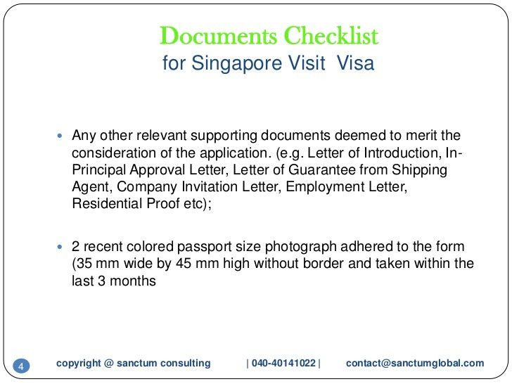 Sample Cover Letter For Visitor Visa To Australia | Create ...