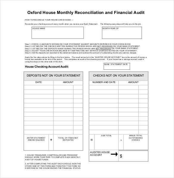 13+ Audit Report Templates – Free Sample, Example, Format Download ...