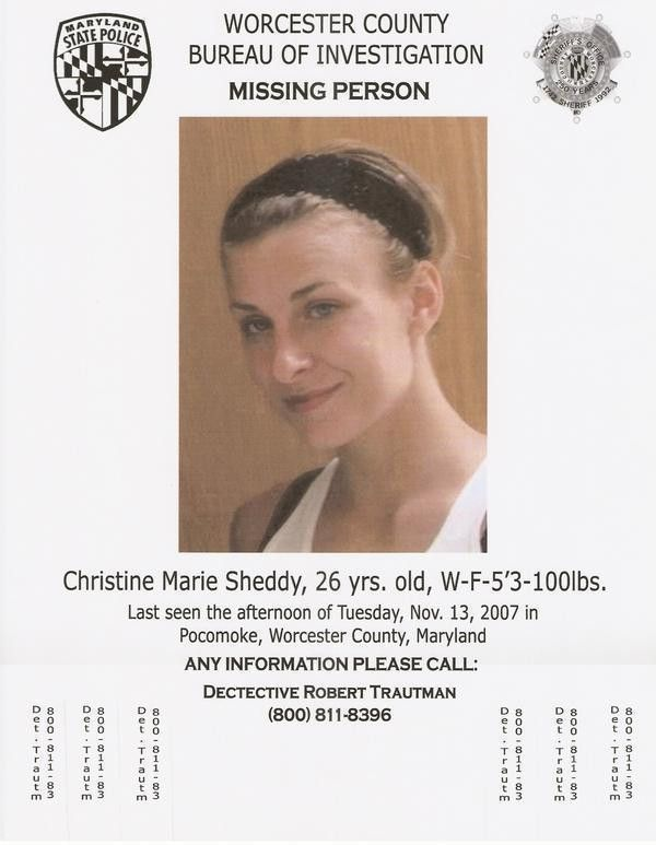 Who Killed Christine?