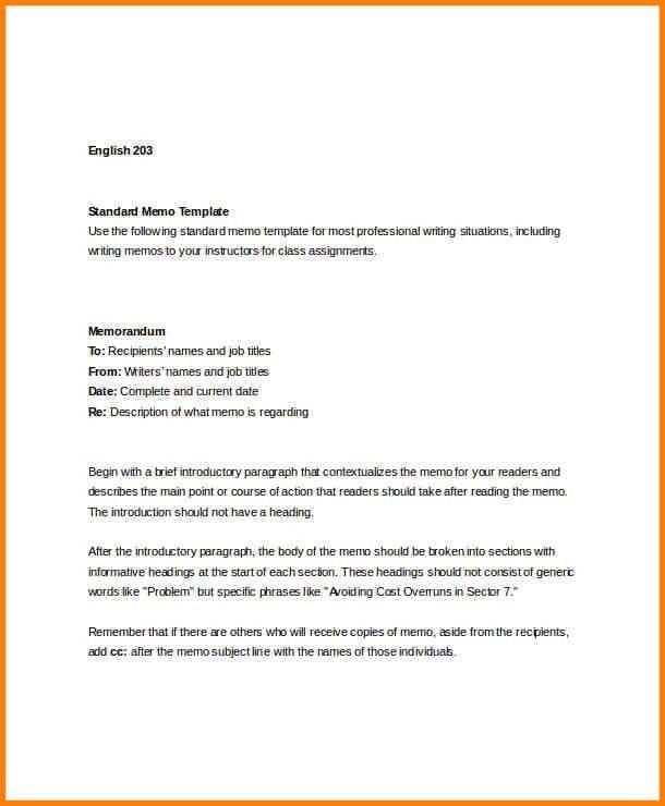Accounting Memo Template. 6+ Holiday Memo Examples, Samples ...