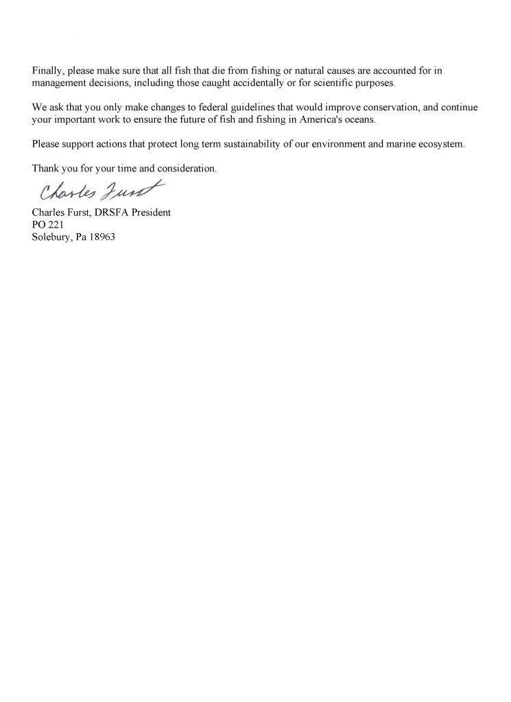 a proper resignation letter