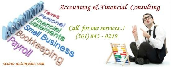 Accounting & Business Tax Consulting | Make a right move and hire ...