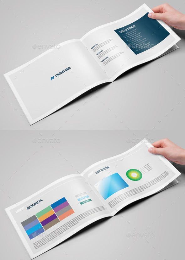 25 Best Brand Guideline Design Templates | Web & Graphic Design ...