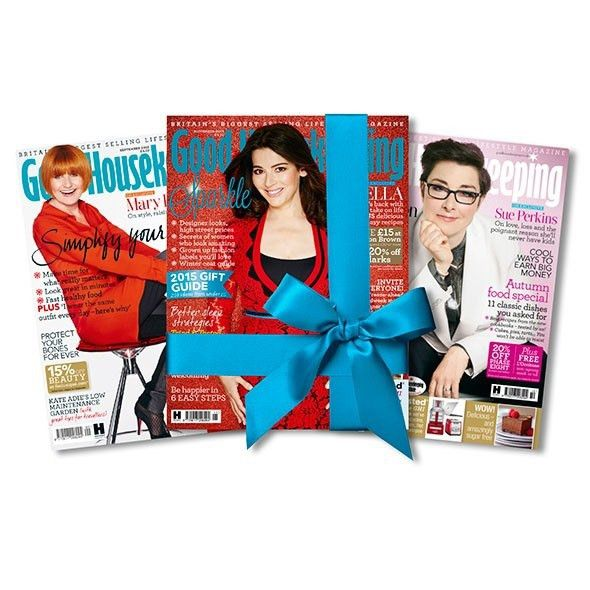 Get the perfect Christmas gift with GH - Good Housekeeping