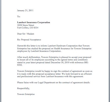 19+ Business Partnership Proposal Letter Template | It Cover ...