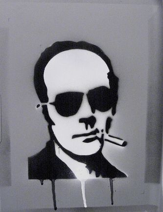 Writing a cover letter with Hunter S. Thompson | The Fab Files