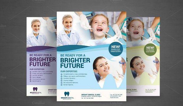 20+ Dental Flyer Templates - Printable PSD, AI, Vector EPS Format ...