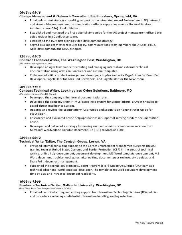 technical documentation templates