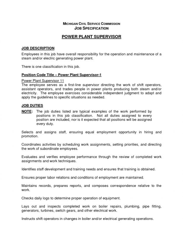 cover letter Plant Head Resume resume plant head manufacturing ...
