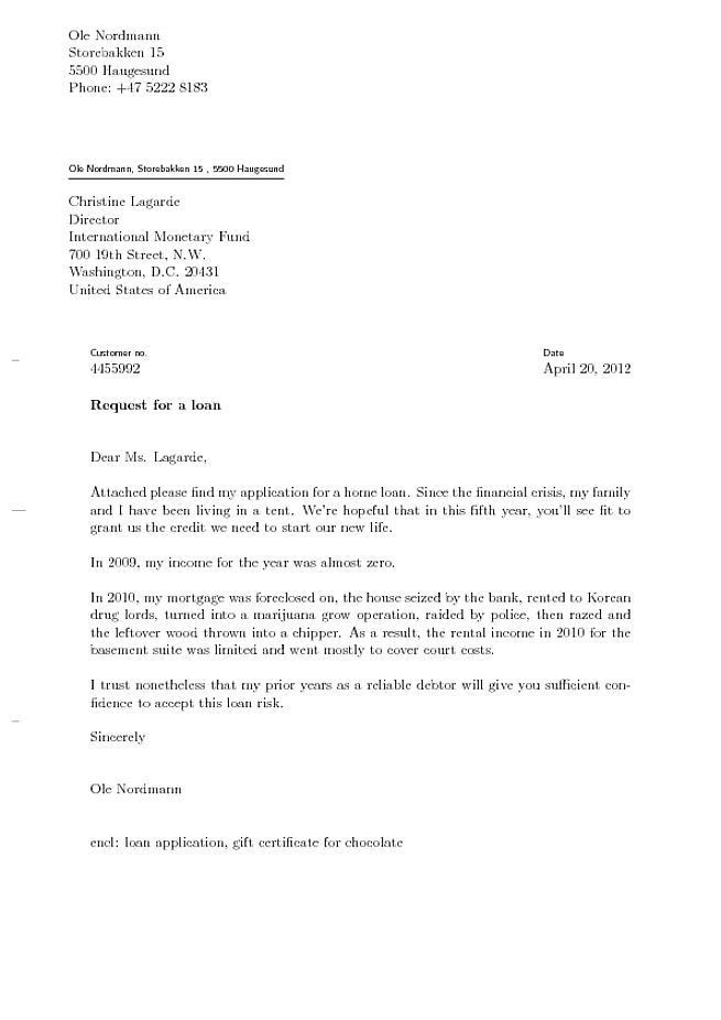 Loan Pre Closure Letter Format | Docoments Ojazlink
