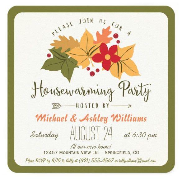 housewarming party invitation templates - thebridgesummit.co