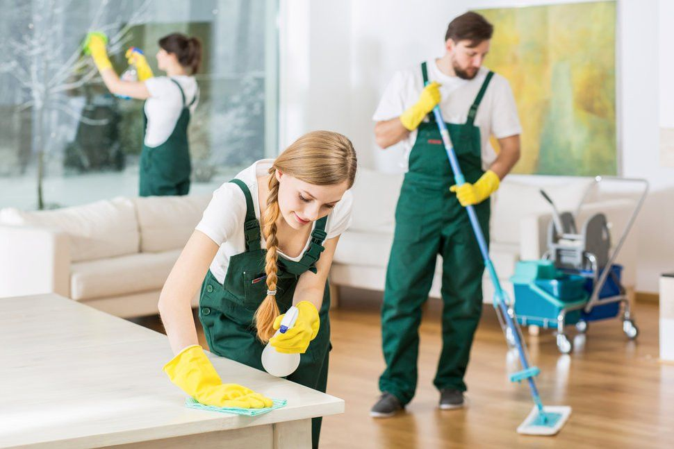 Do I Need To Hire A Professional House Cleaning Service | Make ...