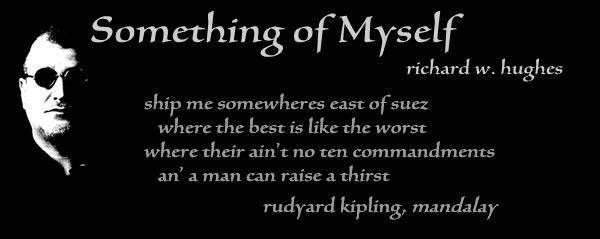 Ruby & Sapphire | Richard W. Hughes | Autobiography
