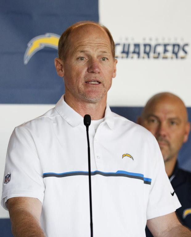 Chargers' Anthony Lynn has former head coaches to lean on – Orange ...