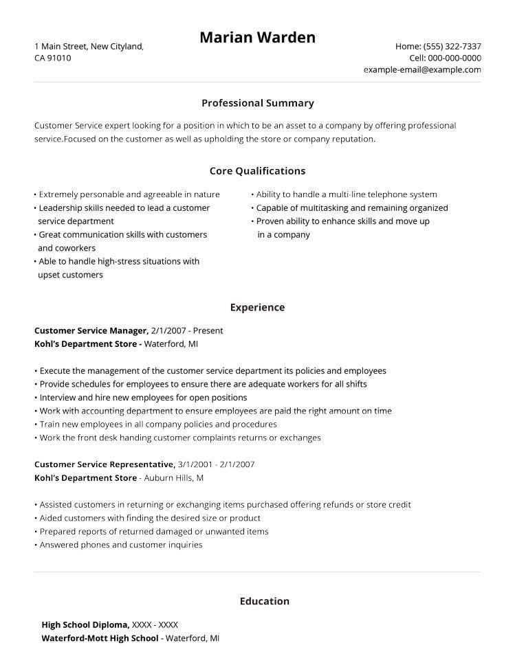 Fx Artist Resume Format - Contegri.com