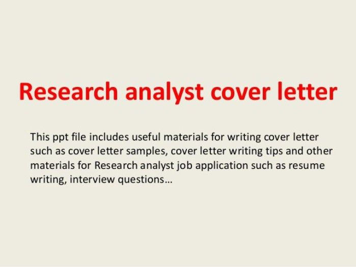 Bsa Analyst Cover Letter