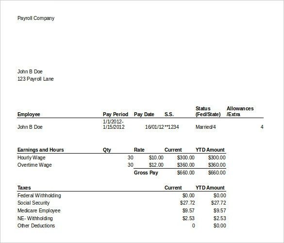 1099 pay stub template excel - thebridgesummit.co