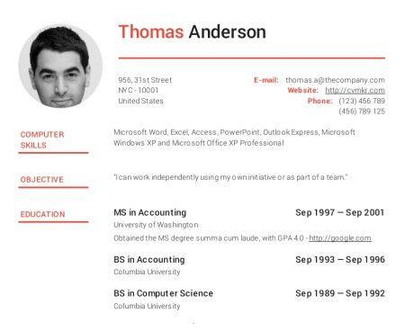 Best Resume Builder Tool Sample Customer Service Resume Online ...