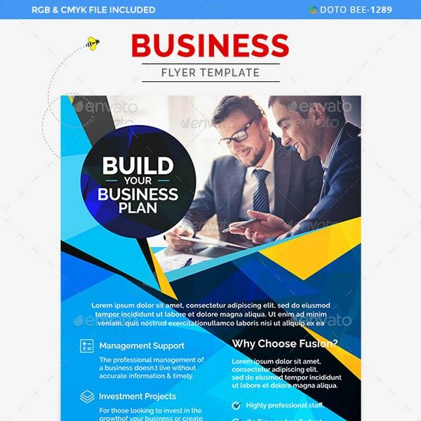 30+ Usable Business Flyer Templates