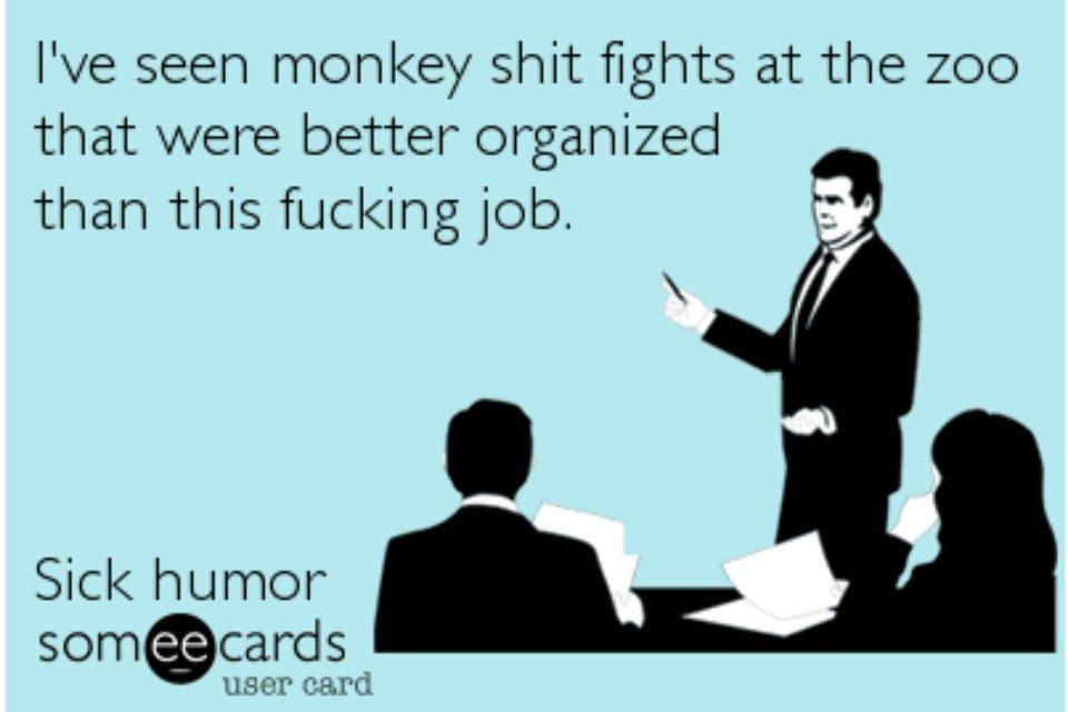 So true. Hate my job. | Humour | Pinterest | Property management ...