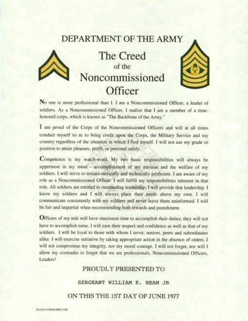 army leaders book template template design. army leaders book ...