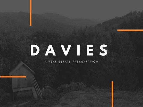 Listing Presentation Templates - Canva
