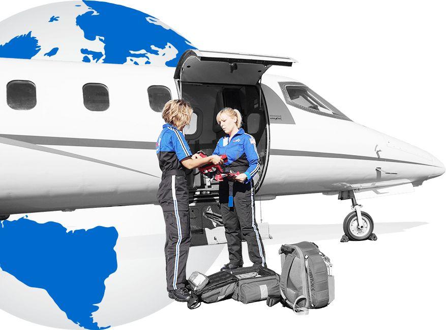 AeroCare Air Ambulance | Medical Evacuation Transportation ...