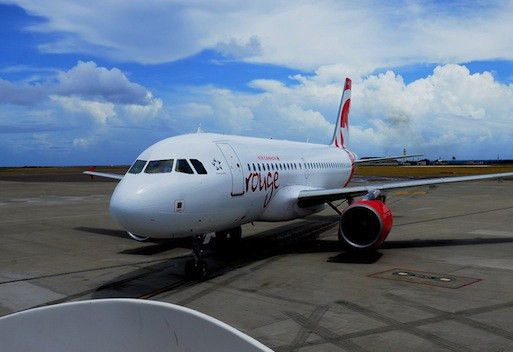 Air Canada Rouge Makes First Flight to Montego Bay, Jamaica