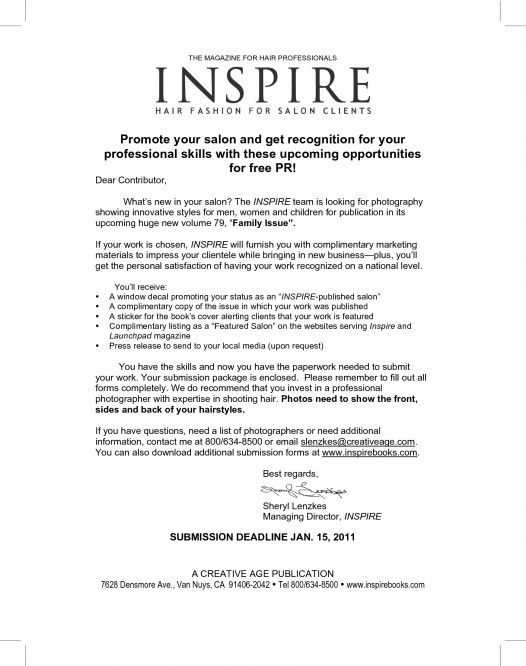 Cover Letter For Job Sample And On Inside Beauty Therapist 17 ...