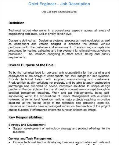 Automotive Design Engineer Job Description Top 10 Automotive Design - quality engineer job description