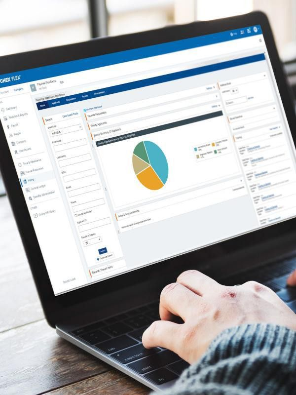 Applicant Tracking Software   Paychex