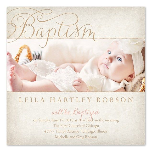 Baptism Invitation Templates – orderecigsjuice.info