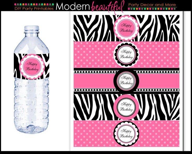 41 best Bottle label images on Pinterest | Water bottles, Water ...
