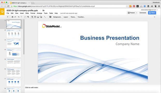 How to Edit PowerPoint Templates in Google Slides - SlideModel