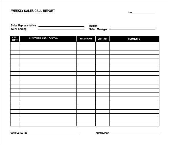 Sales Report Templates - 10+ Free Sample, Example, Format Download ...