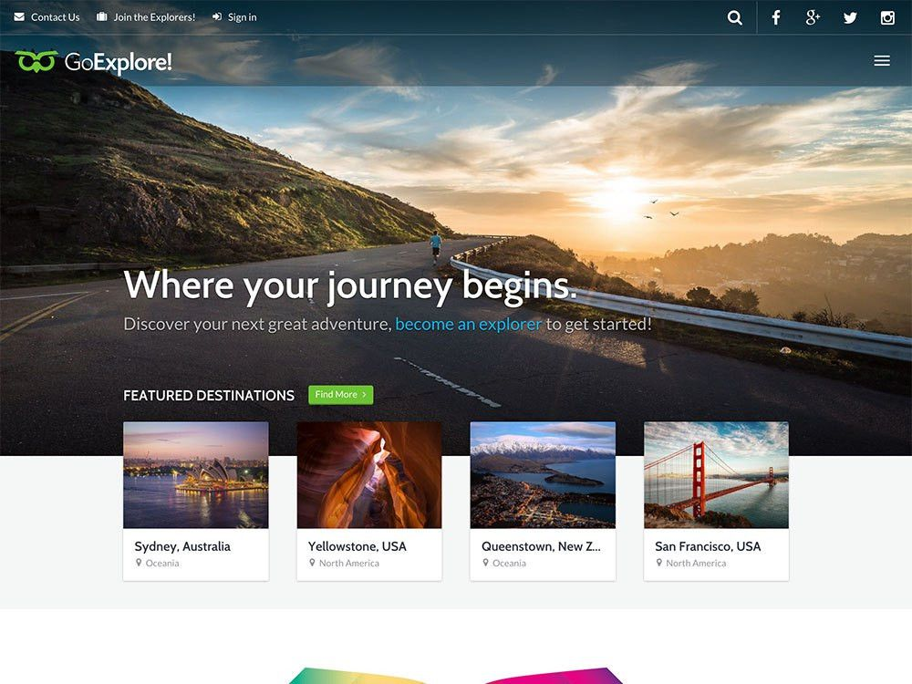 45+ Best Travel WordPress Themes For Blogs, Agencies and Hotels ...