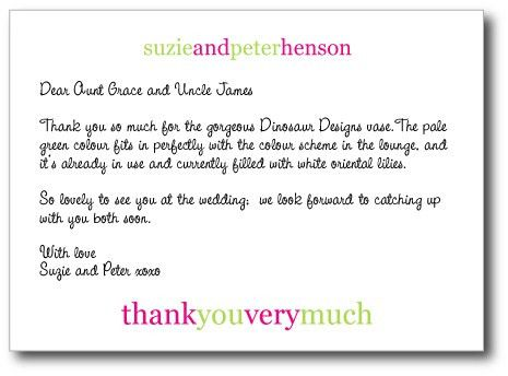 Note Couture Online Personalised Stationery| Etiquette