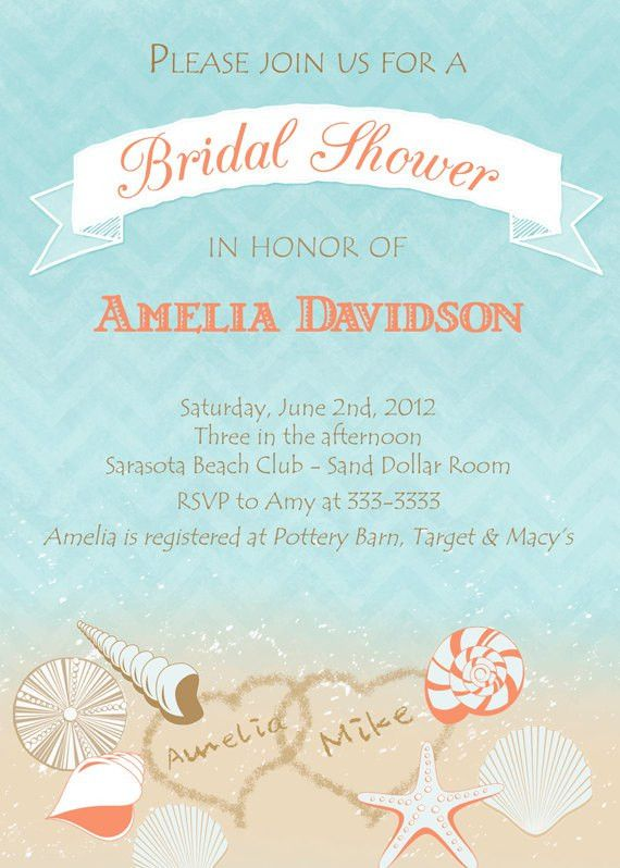 Bridal Shower Invitations: Free Printable Bridal Shower ...