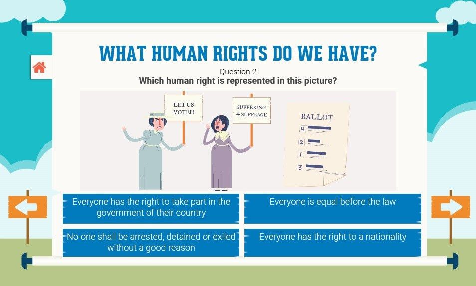 Human rights in the school classroom | Australian Human Rights ...