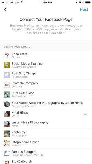 Instagram Business Profiles: How to Set Up and Analyze Your ...